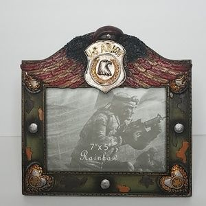 U.S Army 7 X 5 Picture Frame